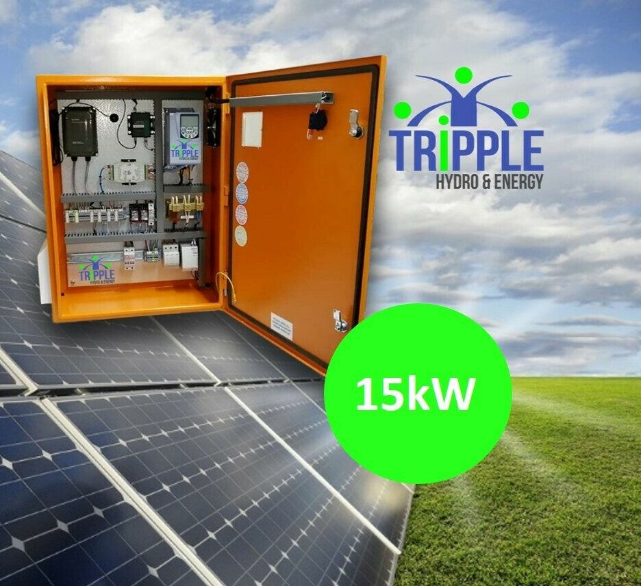 15kW Three Phase 380V Solar VSD Conversion Kit
