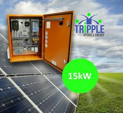 15kW Three Phase 380V Solar VSD Conversion Kit