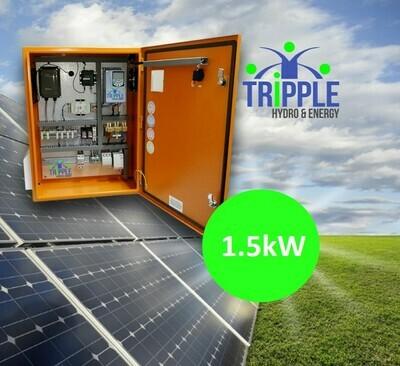1.5kW Three Phase Solar VSD Conversion Kit
