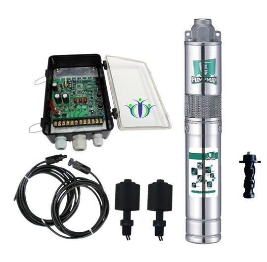 Pumpman Ceva 55 Solar Pump Kit P-PUM-CEVA55-120W-24VDC