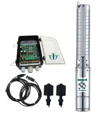 Pumpman Fortis 130 Solar Pump Kit