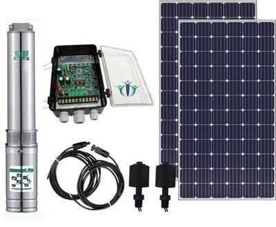 Pumpman Bovem 70 Solar Pump Combo