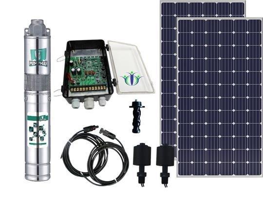 Pumpman Ceva 100 Solar Pump Combo