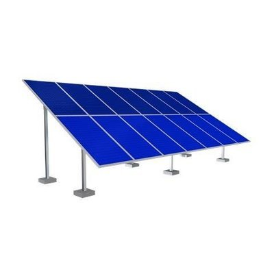 Solar Ground Mounting Frame - 14 Panel