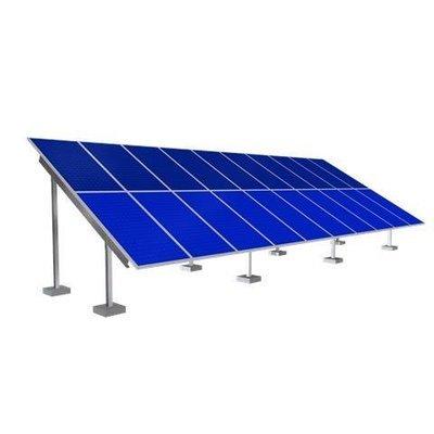 Solar Ground Mounting Frame - 20 Panel