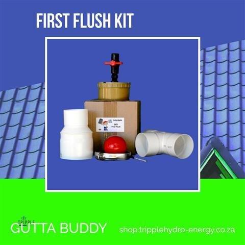 First Flush Kit