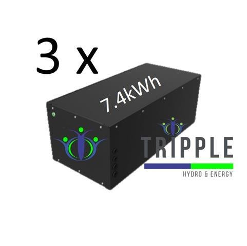 SS202 22.2kWh Lithium-ion Battery