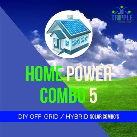 HOME POWER COMBO 5 (Excl Vat)