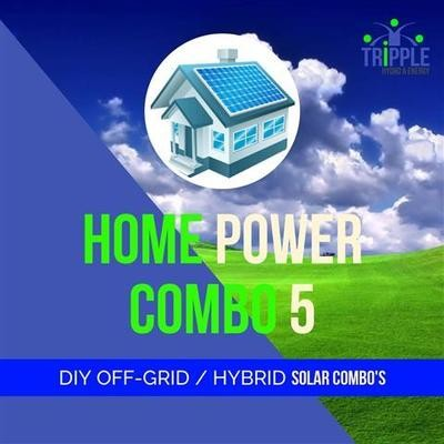 HOME POWER COMBO 5 (Excl Vat)