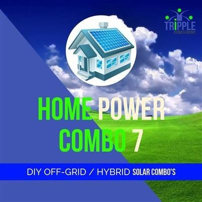 HOME POWER COMBO 7 (Excl Vat)