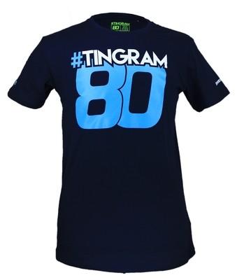 2019 #Tingram Blue Tshirt