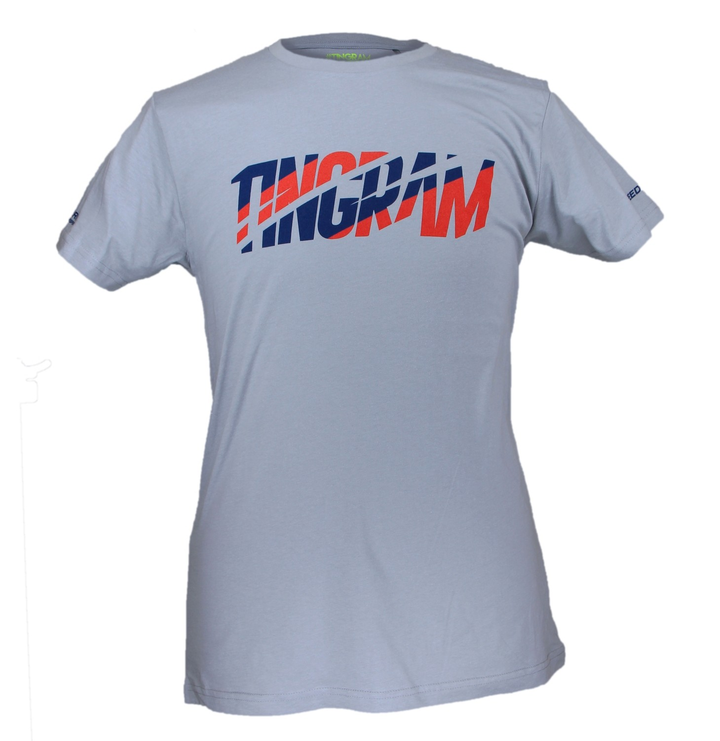 2019 #Tingram Light Grey Tshirt