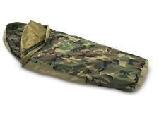 US Military Gortex Woodland Camo Bivy Sleeping Bag Cover