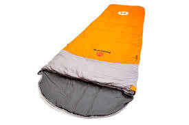 Hotcore T-200 Backpacking Sleeping Bag -10C, Tapered Mummy