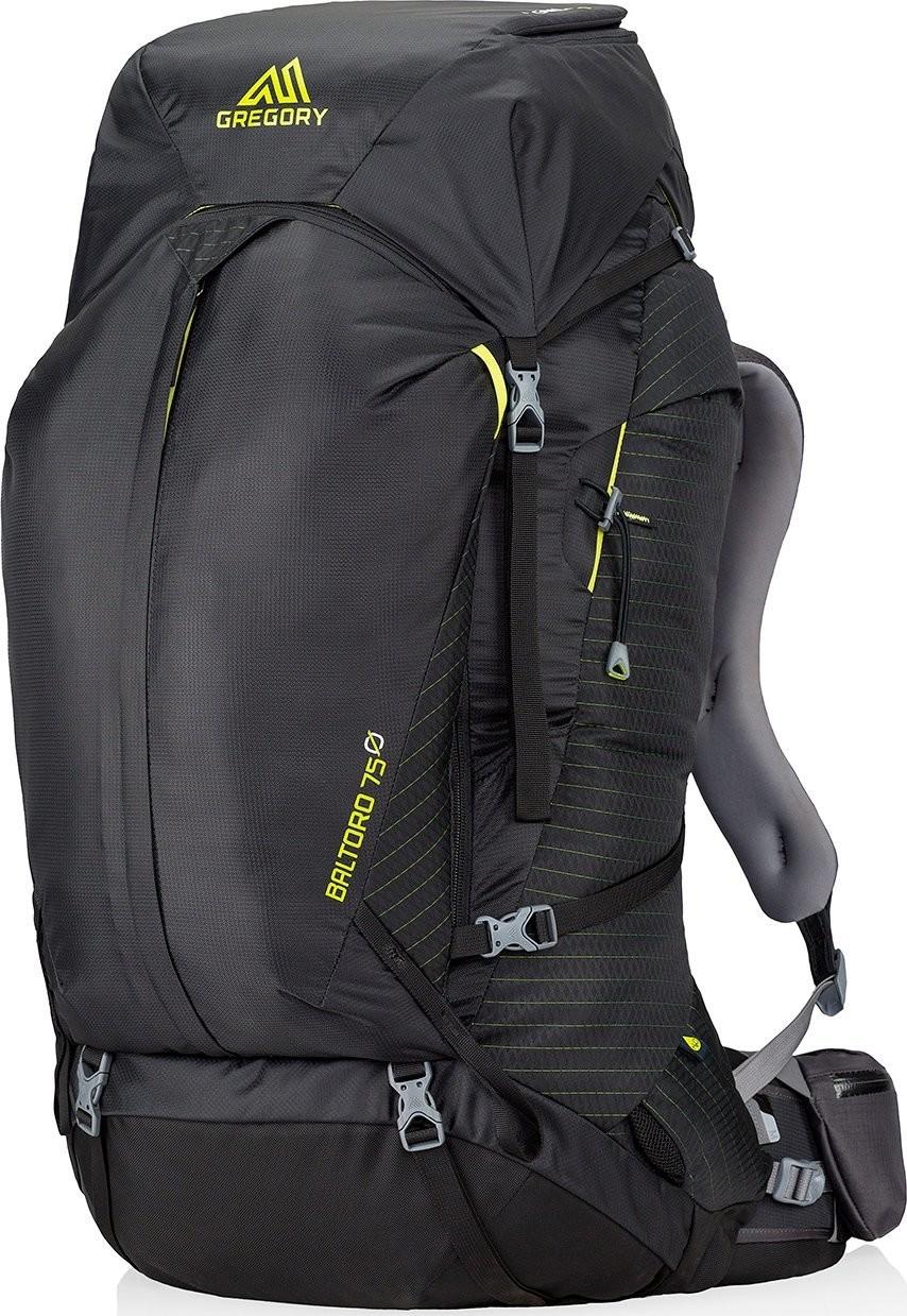 Gregory Baltoro 75L Backpack with Goal Zero Solar