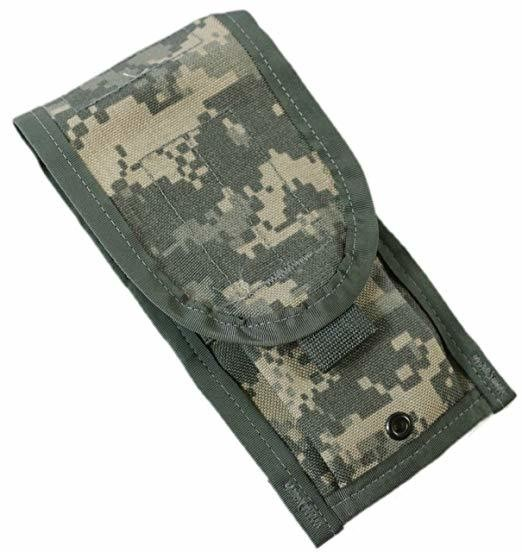 MOLLE II US Military Army M4 2 Double Mag Ammo Pouch