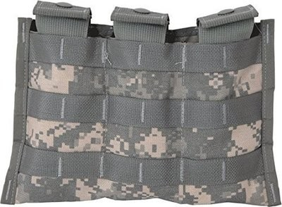 MOLLE II 30-round Triple-Magazine Pouch