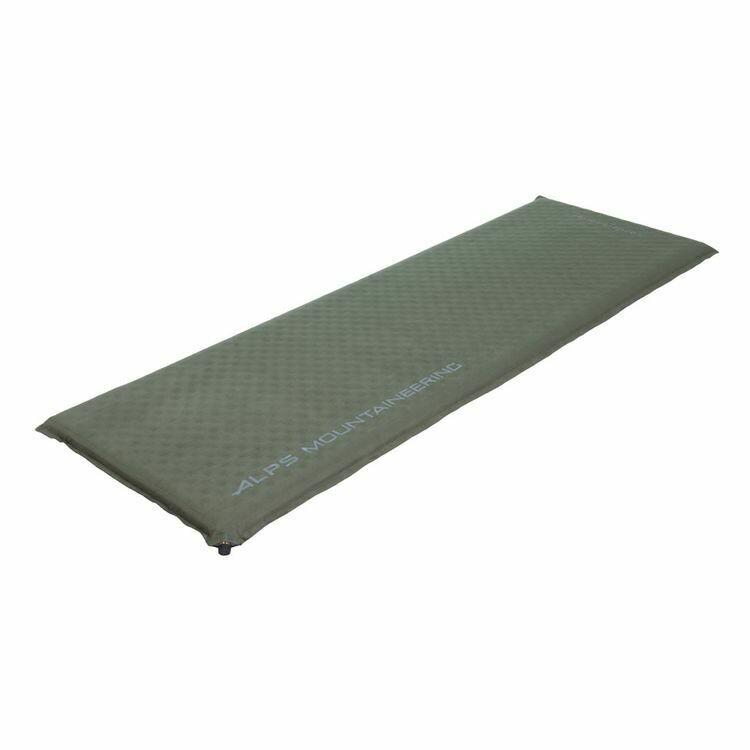 ALPS Mountaineering Luxury Series Comfort Insulated Sleeping Pad XLarge
