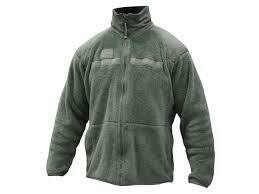 US Military & Air Force Polartec Fleece Jacket
