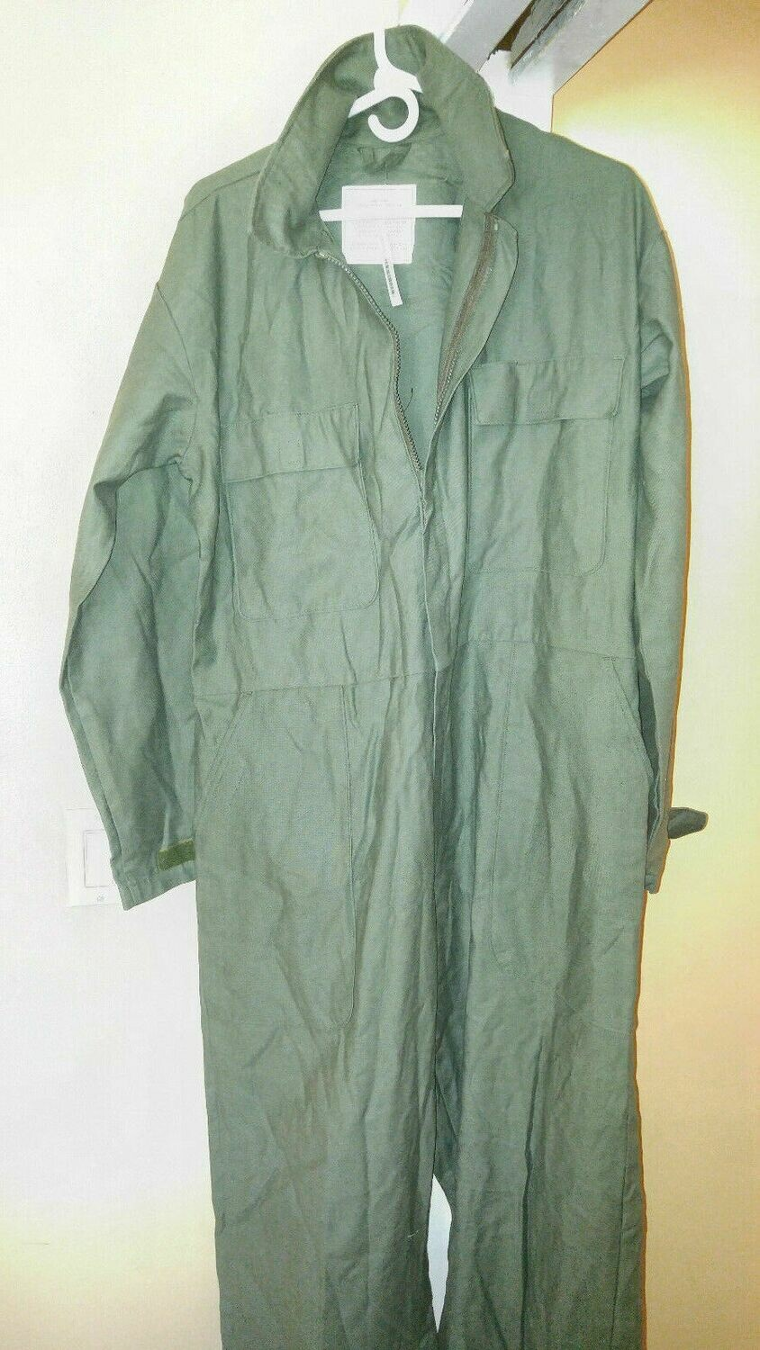 US Army Utility Coveralls - NEW, Men XXLarge