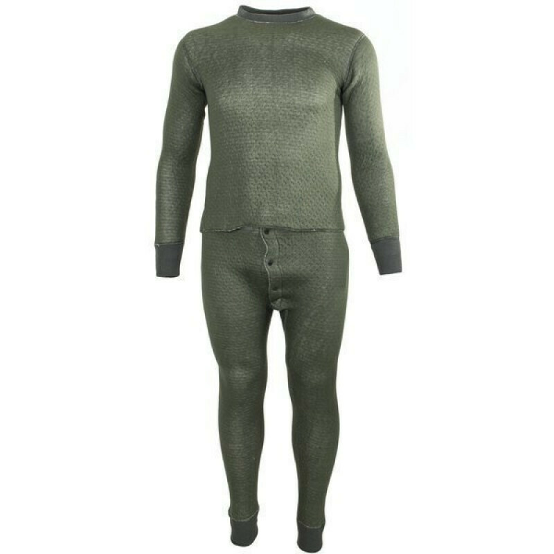 US Air Force Anti-Exposure Suit Double Knitted Underwear, NEW