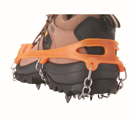 Winter Hiking Anti Slip Microspikes Traction Device