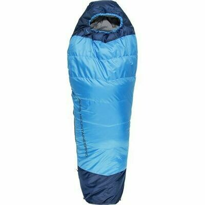 ALPS Mountaineering Quest 20F Down Sleeping Bag: 20 Degree Down