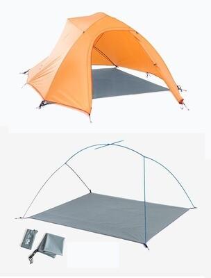 Naturehike Cloud-Up 3p Tent Footprint / Floorsaver / Mat