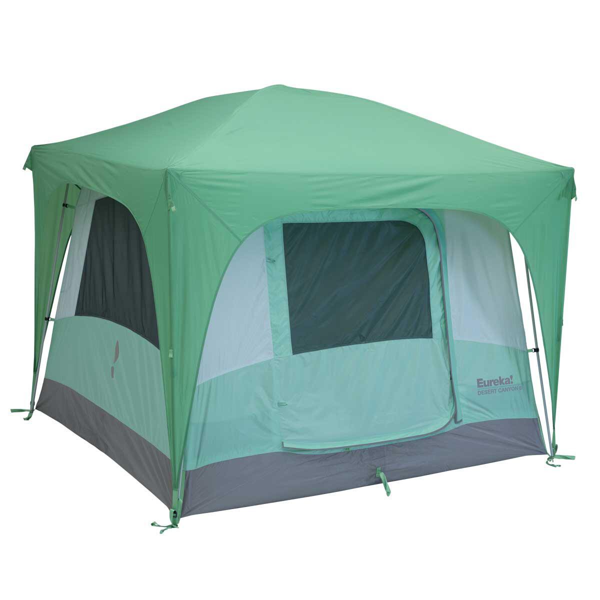 Eureka Desert Canuon 6 Person Tent