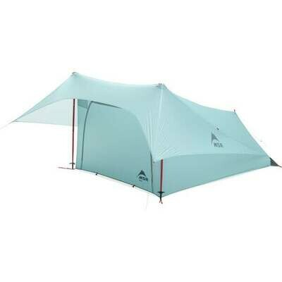 MSR FlyLite 2-Person Trekking Pole Shelter