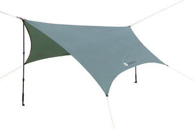 Hotcore 75D Lightweight Waterproof Tarp / Shelter for camping / hiking