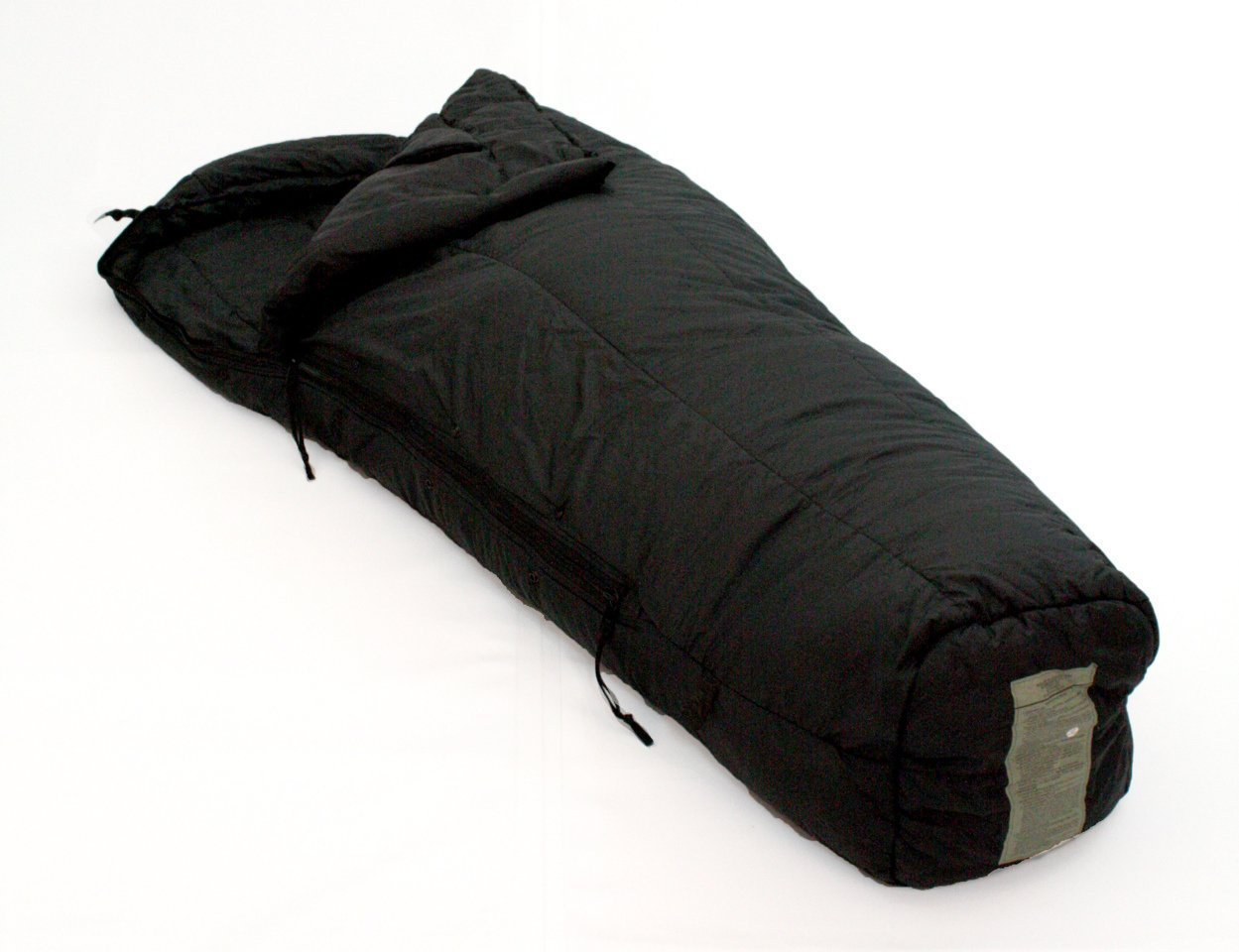 US Military  Black Intermediate -10C Sleeping bag