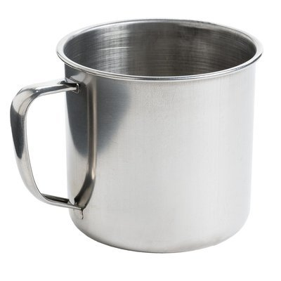 Jacob Bromwell Stainless Steel 28 Fl oz 'DO IT ALL' cup mug