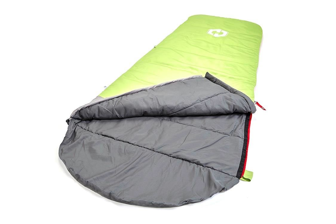 "Hotcore Roma Series Sleeping Bags - fits up to 168cm (5'6"")"