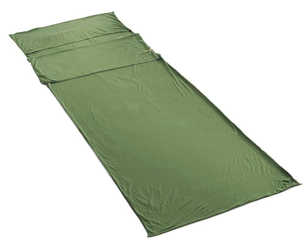 Grand Trunk Bamboo Visco Blend Sleep Sack Green, Long