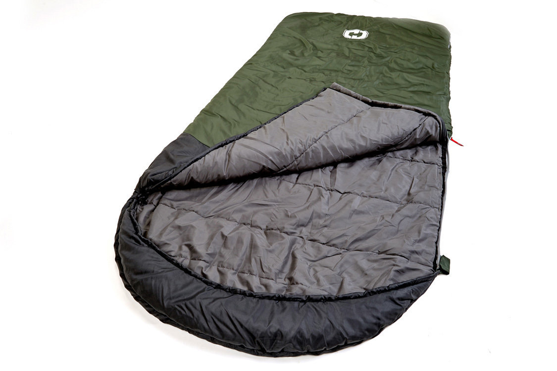 Hotcore Fatboy 400 Over Sized Rectangular Sleeping Bag