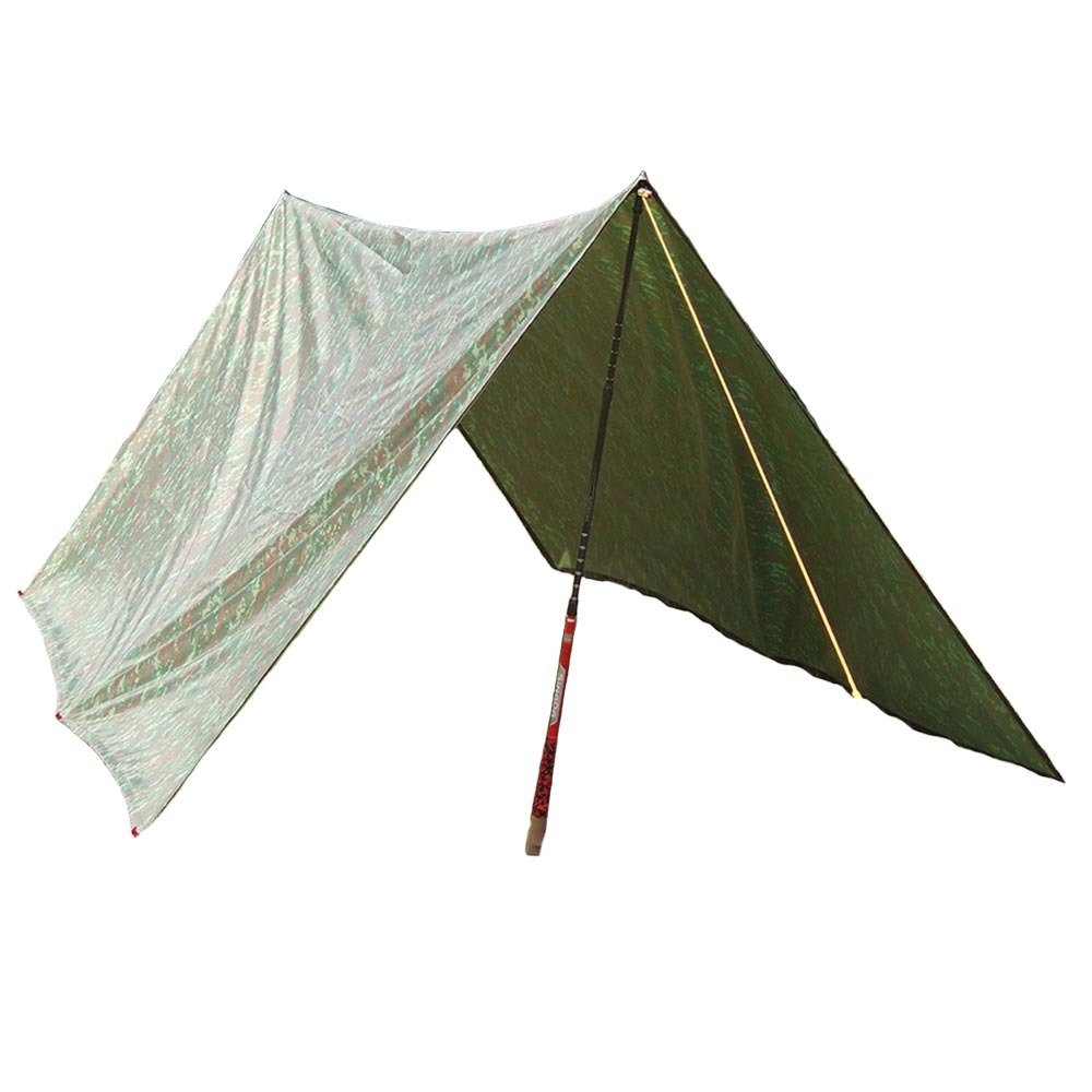 Camo Waterproof Oxford Nylon Tarp / Awning - 3m x 3m