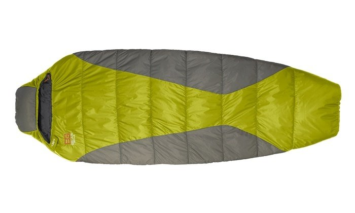 Bear Grylls Native 0C/32F Sleeping Bag - Womens, fits up to 6ft