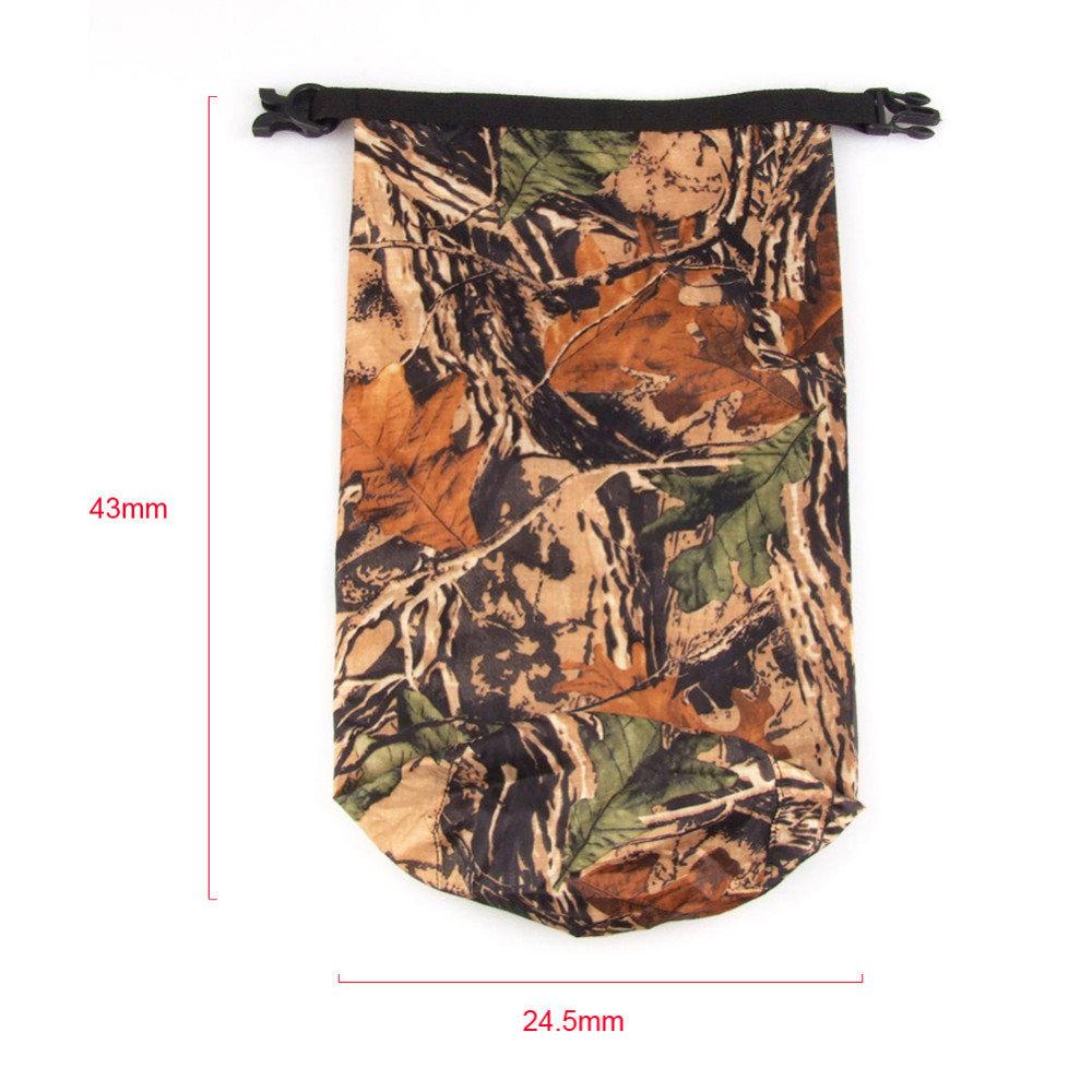 CKO 8L Waterproof Dry Sack - Camo