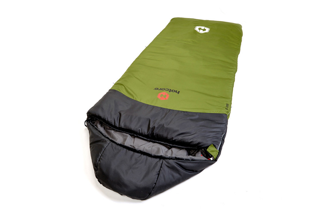 Hotcore R-300 Rectangular Sleeping Bag, -20C