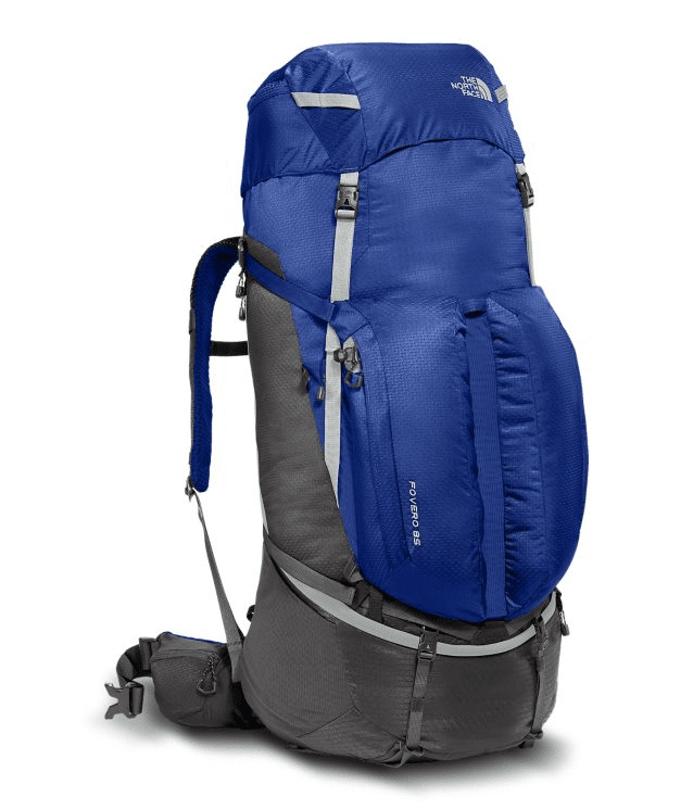 The North Face Fovero 85L Expedition Backpack - L/XLarge Torso