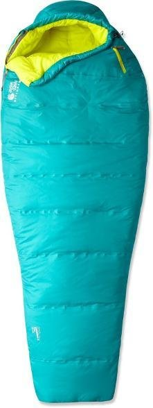 Mountain Hardwear Women Laminina Z Flame Long Sleeping Bag RH (-6C), fits up to 6 ft