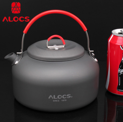 ALOCS Camping Kettle 1.4L - ideal for backpacking