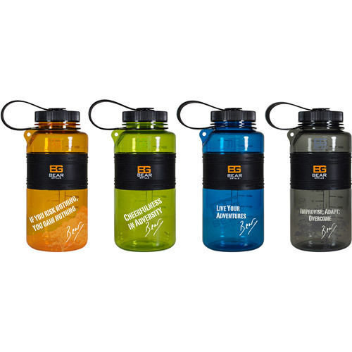 Bear Grylls 32 oz Water Bottle