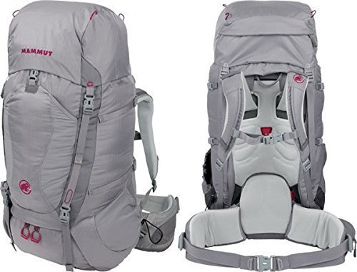 Mammut Hera Light Women 55L + 15 Backpack - Adjustable Fit