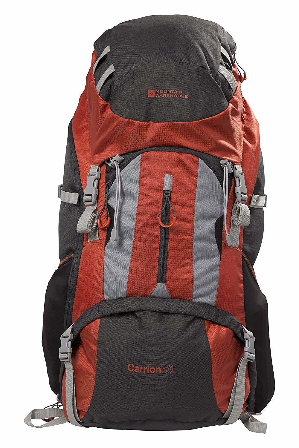 Carrion 80L Backpack - Adjustable Torso