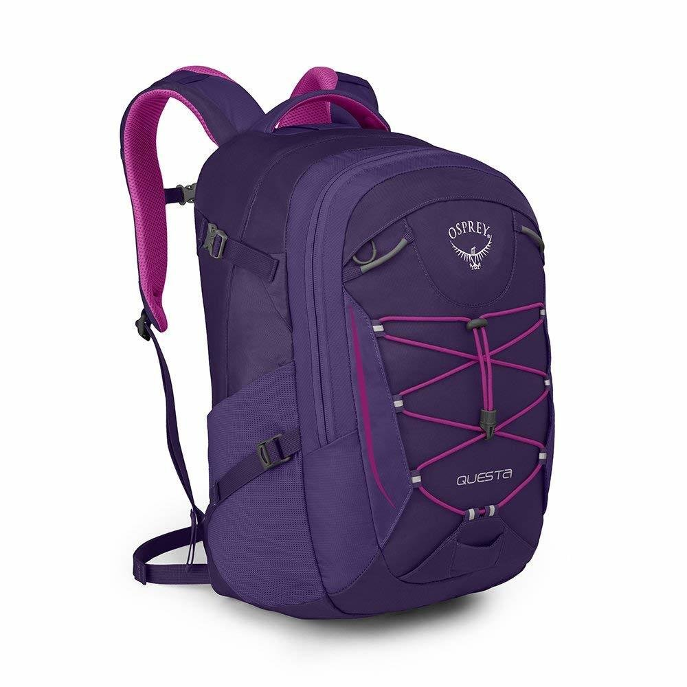 Osprey Questa 27L Women's Backpack - One Size - Mariposa