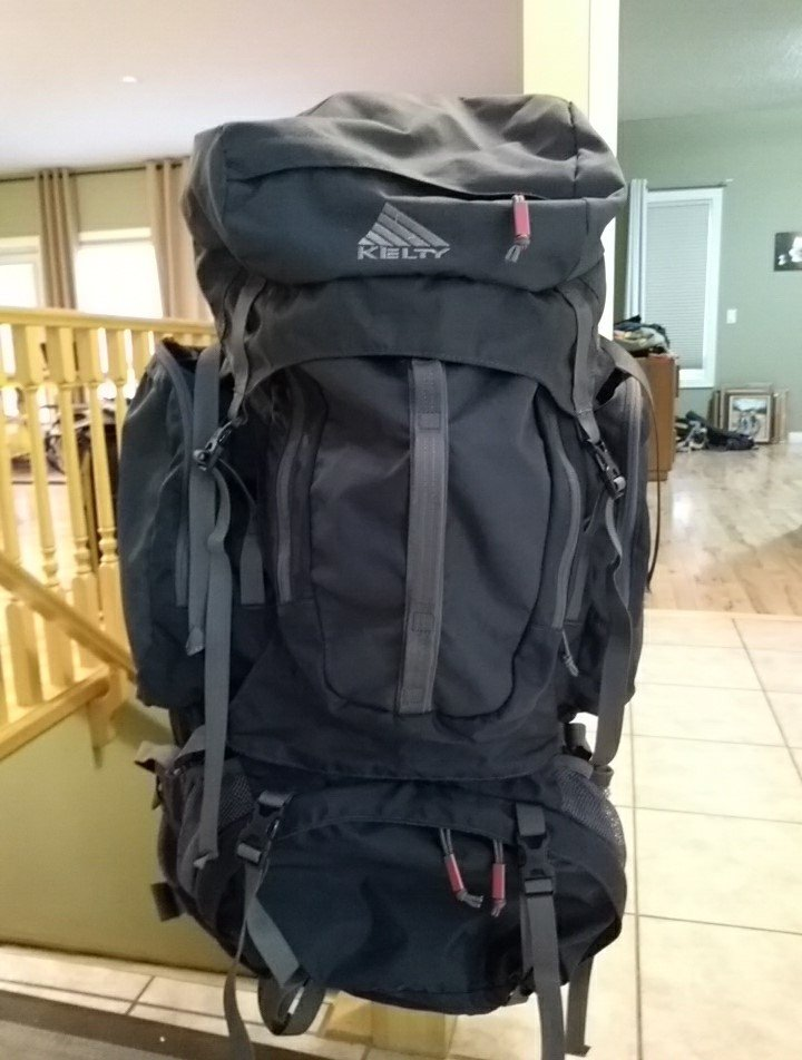 Kelty Red Cloud 90L Expedition Backpack - Adjustable Fit, M/L Torso