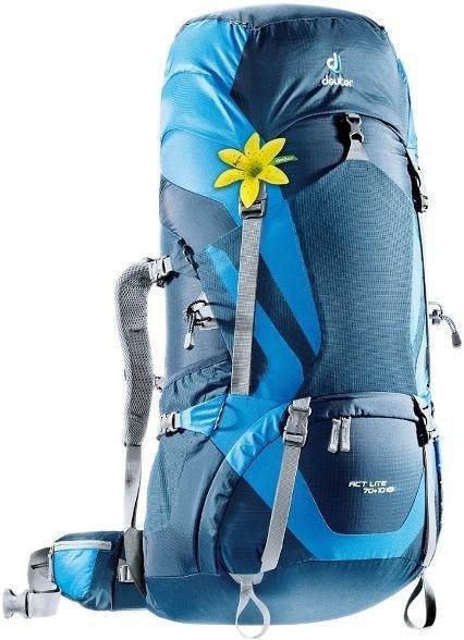 Deuter ACT Lite 70L + 10L SL Women Backpack - Adjustable Fit