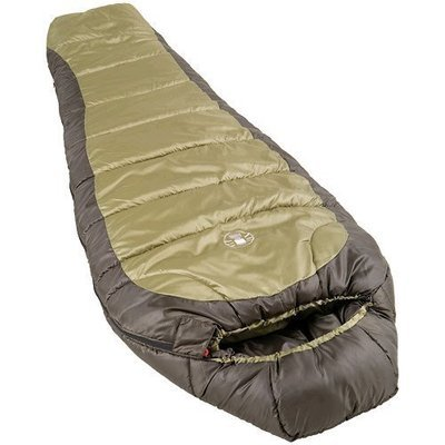 Coleman North Rim -18C Winter Sleeping Bag, fits up to 6 ft 2